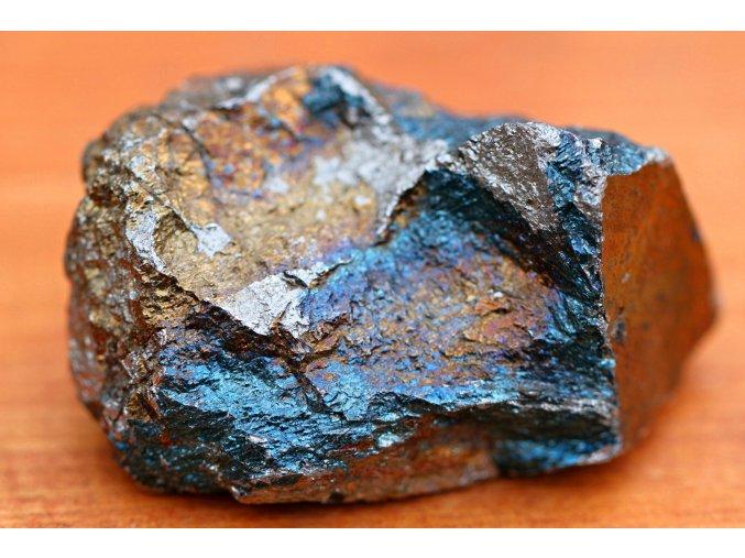 bornit chalkopyrit barevná přírodní 1