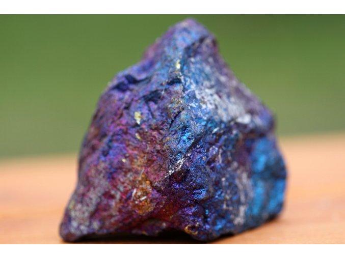 bornit barevný paví kámen radost 11