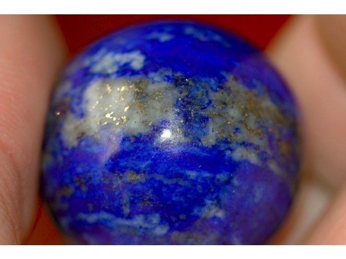 lapis lazuli koule ochranný kámen 11