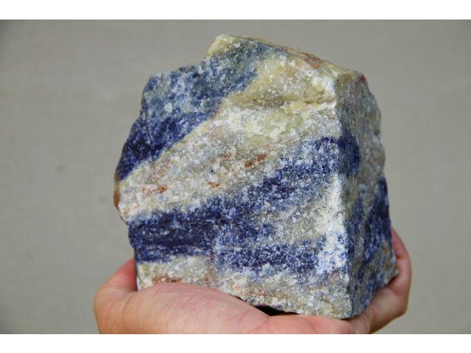 modrý kámen sodalit