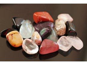 léčivé kameny do vody kůže pokožka