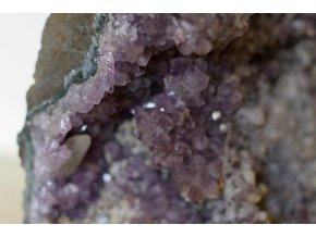 fialový kámen ametyst