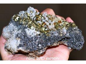 chalkopyrite sfalerite pyrite quartz 8