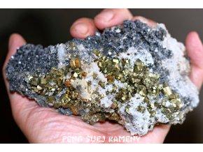 sfalerit pyrit kameny feng šuej 2