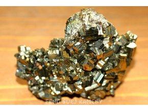 pyrit chalkopyrit kámen 12