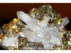 pyrit chalkopyrit kámen bohatství 5