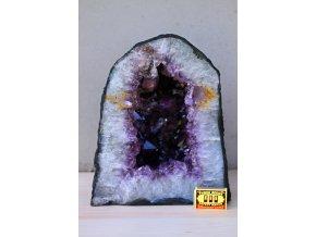 ametyst velký fialový kámen 1