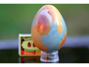 jaspis vejce velké pestrobarevný polychrom 6