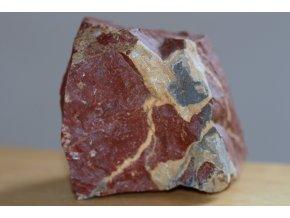 jaspis červený Feng Šuej kámen 2
