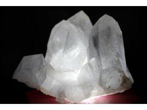 kříšťál velký dekorativní kámen 4