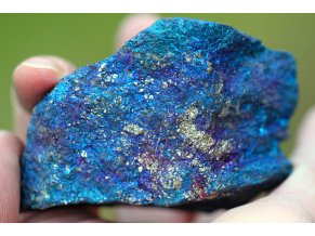 bornit chalkopyrit barevný paví kámen ruda 7