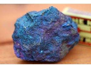 bornit chalkopyrit barevný kovový kámen 12