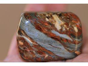 jaspis velký barevný dekorativní 1