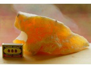 Kalcit žlutý velký přírodní 17