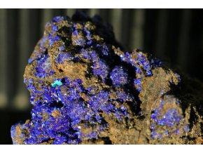 azurit přírodní kámen dekorativní 21