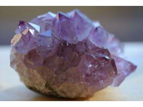 ametystová drůza velké krystaly 1