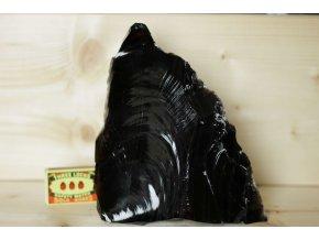 obsidián velký černý 36