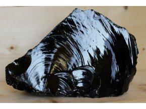 obsidián černý velký do interiéru 29