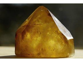 citrín pravý tmavý kvalitní 5