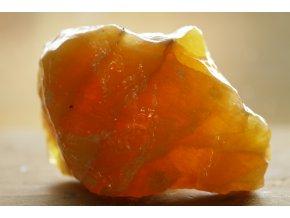 kalcit oranžový velký surový 12
