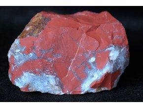jaspis červený velký přírodní 1