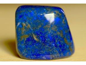 lapis lazuli lazurit broušený 1