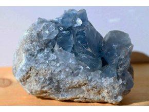 celestín kvalitní velké krystaly 12