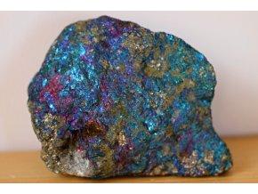 bornit chalkopyrit velký barevný 1