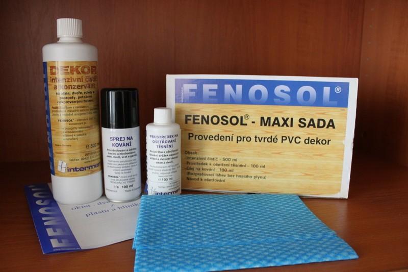 Fenosol Mini sada na PVC dekor