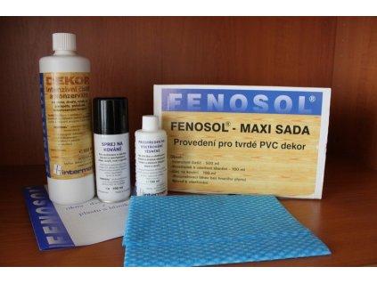 FENOSOL sada Maxi na PVC dekor(Renolit)