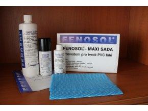 FENOSOL sada Maxi na PVC bílé