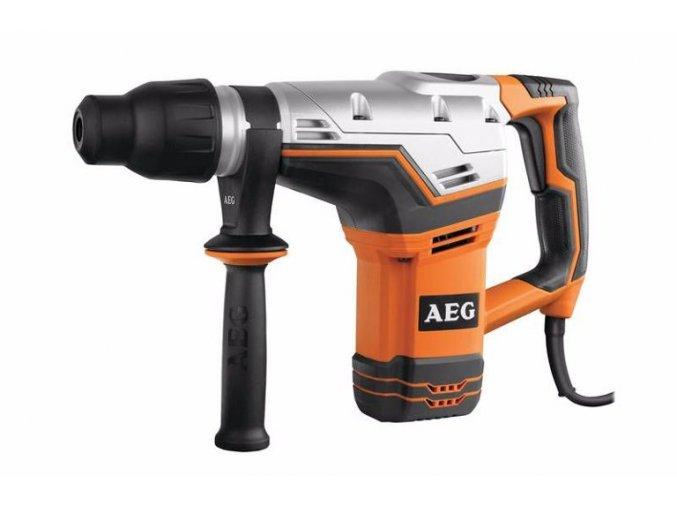 AEG KH 5 G kombinované kladivo SDS-MAX, 1100W, 7,5J, 6,3kg 4935418160