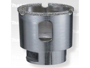 Makita D-35025 děrovka s diamantovým zrnem 25mm (se závitem M14 pro úhlovou brusku)