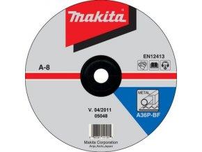 Makita A-80949 brusný kotouč 180x6x22 ocel