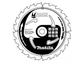 Makita B-08006 pilový kotouč 165x20mm 24T=old A-89632=oldD-03333