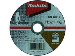 Makita B-12201 řezný kotouč 100x1x16 nerez