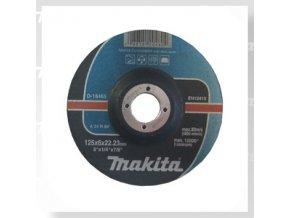 Makita D-18465 brusný kotouč na kov 125x6mm STOP