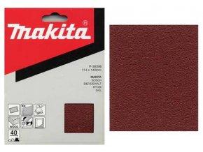 Makita P-36413 brus.p.114x140 neděr.K180 10ksBO4553