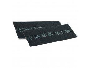 Brusná mřížka 93x280 mm,zr. 80 10ks