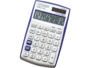 Citizen CPC-112VPUBP purple