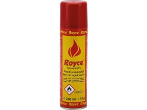 ROYCE GAS 250ml
