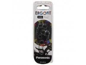 Panasonic RP-HJE125-K černá sluchátka