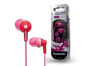 Panasonic RP-HJE125-P růžová sluchátka