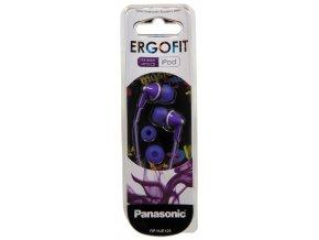 Panasonic RP-HJE125-V fialová sluchátka