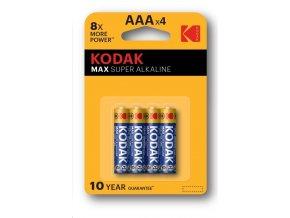 Kodak MAX K3A-4 alkaline