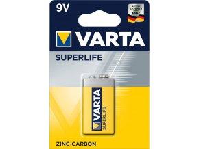 Varta 6F22/1BP SuperLife