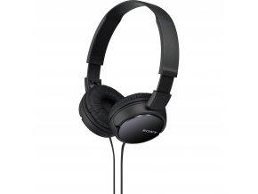 Sony MDR-ZX110BC černá sluchátka