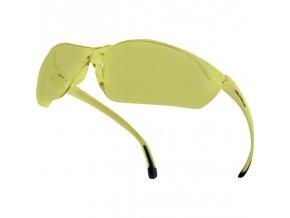 DeltaPlus MEIA YELLOW bezp. brýle žluté