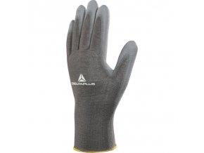 DeltaPlus VE702PG bezp. rukavice šedé