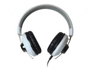 Maxell MXH-HP600 Retro DJ2 sluchátka bílá
